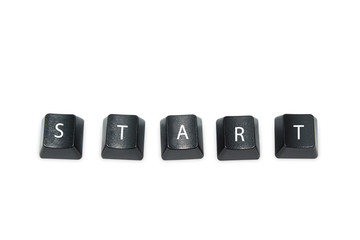 Black start up key