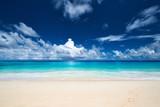 Fototapety Beautiful Anse Intendance beach at Seychelles