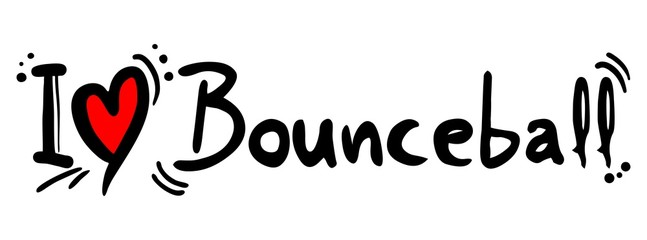 Bounceball love