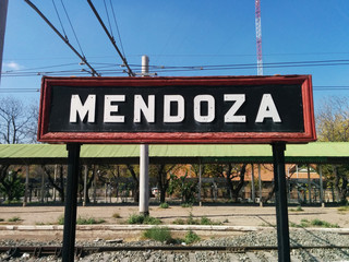 Llegando a Mendoza!