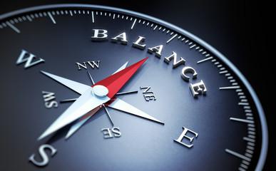 Kompass  - Balance