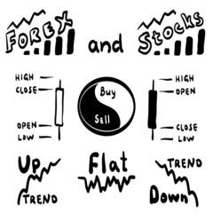 forex illustration