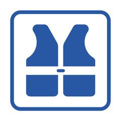 Icono seguridad chaleco