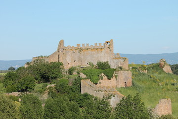 Resti antichi Tuscania