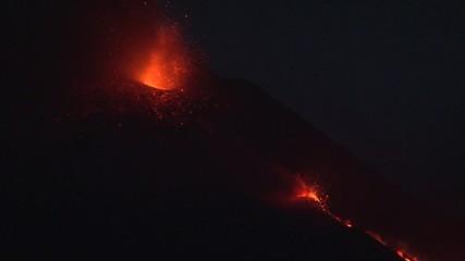 Volcano crater (Etna 14/05/2015)