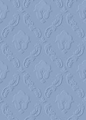 Vintage seamless pattern. Vector Royal background