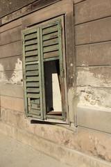 Fensterladen / Altes Haus