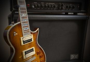 Equipo de guitarra