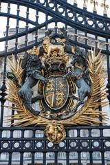 Gate of Buckingham Palace