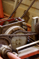 chain gears transmission