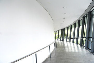 Inside of London city hall