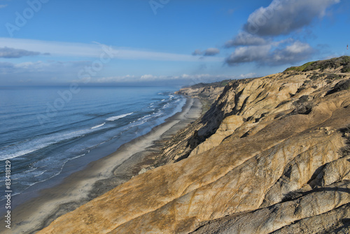 La Jolla Shores, San Diego, California, USA.