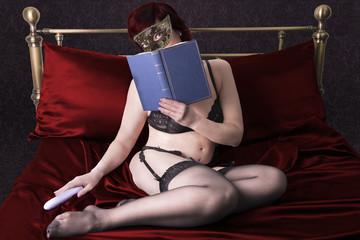 Erotic novel