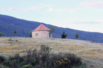 Casita de campo en dehesa de Hernán Pérez, Cáceres, España