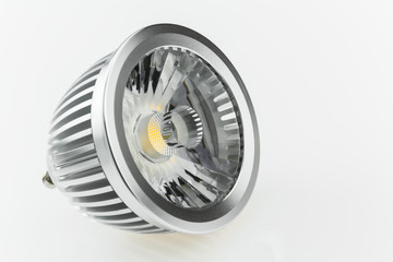 very high-quality plastic scattered light on GU10 LED Bulbs