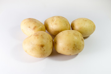 Five Potatoes