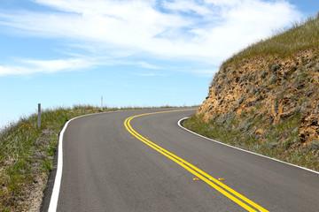 Scenic Road Drive