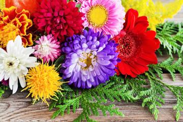 Blumen - Dekoration