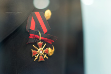 Navy awards in the USSR