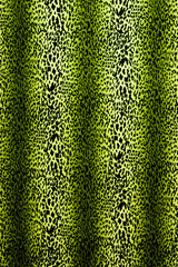 Green leopard, jaguar, lynx skin background