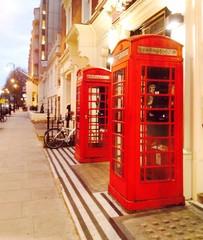 Telephone Booth, London, UK