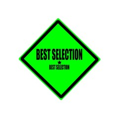 Best selection black stamp text on green background