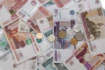 Много российских денег