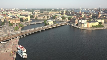 from Stockholm City Hall tower