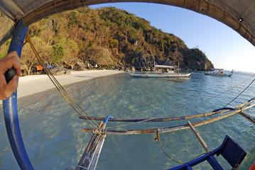 Filipino beach