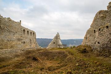 Aussichtspunkt Burgruine