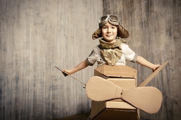costume of pilot