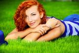 lawn girl