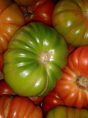 Tomates ensaladas