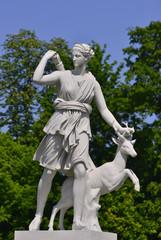 Diane chasseresse, château de Champs sur Marne