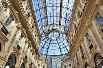 Milano Galleria Vittoria Emanuele