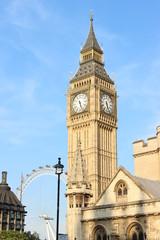 Big Ben de Parliament square, Londres