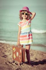Traveller child