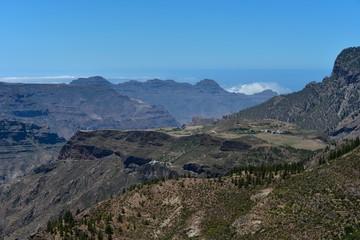 Gran Canaria - Hochebene Vega de Acusa
