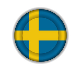 button flags sweden