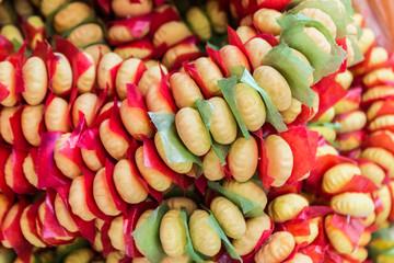 Ancient Thai sweet dessert.