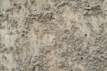bumpy texture of natural color cement surface