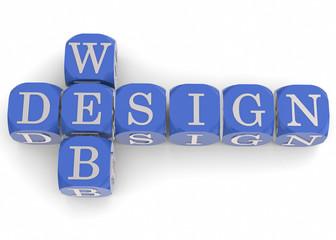 Web Design - 3D