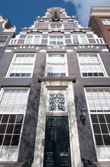 Amsterdam17th century golden age building , Netherlands.