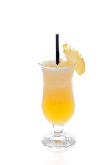 Apple mango smoothie