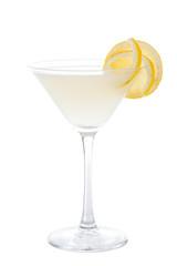 Lemon Tartini Cocktail