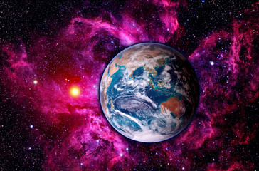 Astrology Astronomy Earth Globe
