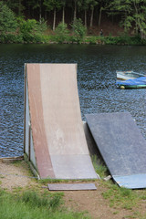 Lake Bike Ramp