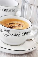 Coffee -  Cappuccino
