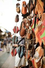 Morocco, Essaouira, Moroccan market