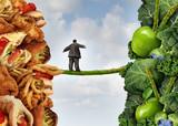 Fototapety Diet Change